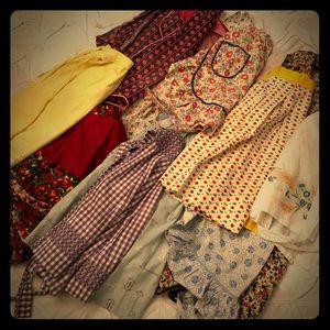Vintage Aprons-lot of 13